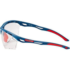 Rudy Project Propulse Glasses pacific blue matte/impactX 2 photochromic red